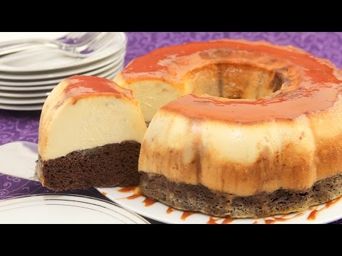 Chocolate Flan Cake Doovi