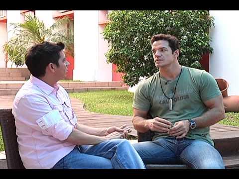 Inside TV - Entrevista com o ator Carlos Machado