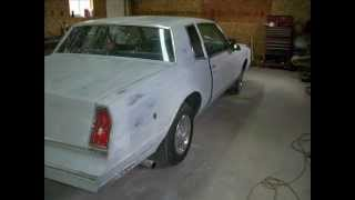 The transformation of my Monte It's Over! from Loyalty Car Club Grand Junction, Colorado