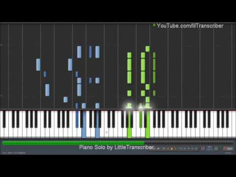 One Direction - Live While We're Young (Piano Cover) by LittleTranscriber