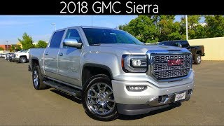 2018 GMC Sierra 1500 Denali 5.3 L V8 Review