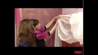 Классические шторы для спальни фото. Супер видео! Шторы для спальни(, 2014-10-07T18:08:11.000Z)