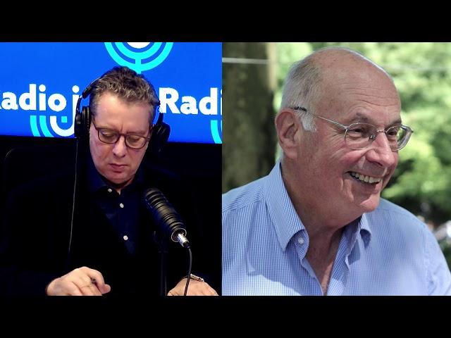 Invité du FORUM RADIO J : Boris Cyrulnik