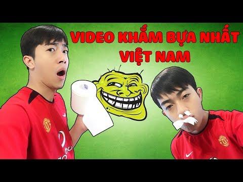 CrisDevilGamer và VIDEO KHẮM BỰA NHẤT VIỆT NAM