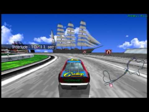 Daytona USA - Karaoke - Sky High
