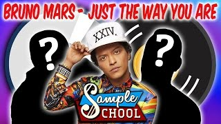 BRUNO MARS - JUST THE WAY YOU ARE: SAMPLE SCHOOL