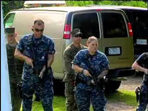 Diego Garcia Weapons Training