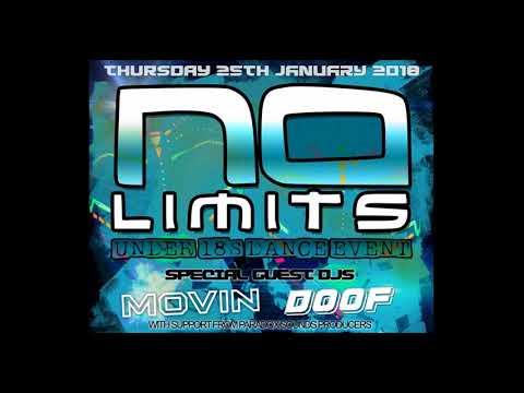 Doof - No Limits Under 18's Makina Vocal Promo Mix