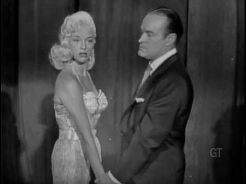 Diana Dors and Bob Hope 1 (1 of 2)