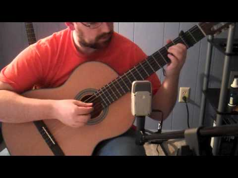 Renaissance Classical Guitar (2 songs)