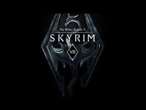 Empezamos con Problemas   The Elder Scrolls V Skyrim VR     con el HTC Vive    Gameplay en Español