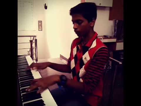 Sanam Re {Shirley Setia} Version Piano Cover By Sreyas MJ