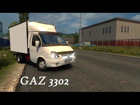 GAZ 3302 - Euro Truck Simulator 2 V1.25 [ETS2]