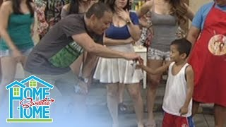 Home Sweetie Home: Carlo accepts Obet's Challenge