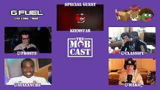 #MobCast #6 FT KEEMSTAR | Jake Paul and Erika Costell Break Up, Fortnite Fridays, and More!