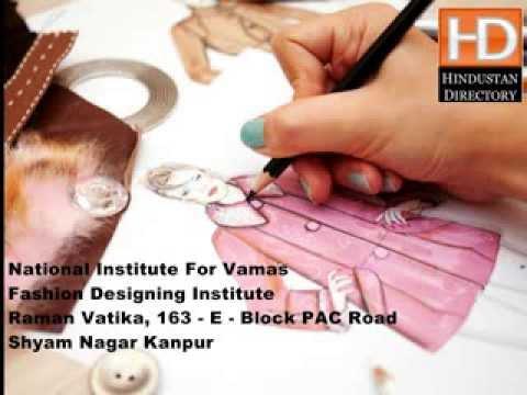 Nivs Fashion Desiging Institute In Kanpur Youtube