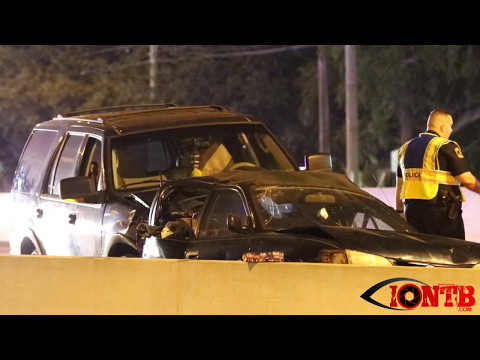 Two Dead in 3 Vehicle Crash Friday Night on US-19