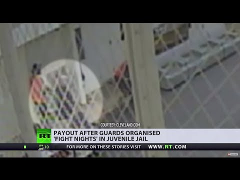 Prison fight club: Guards forced juvenile detainees to clash for entertainment