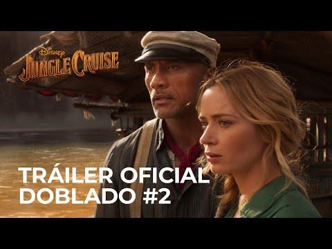 Jungle Cruise de Walt Disney Studios | Tráiler Oficial #2 [Español Latino DOBLADO]