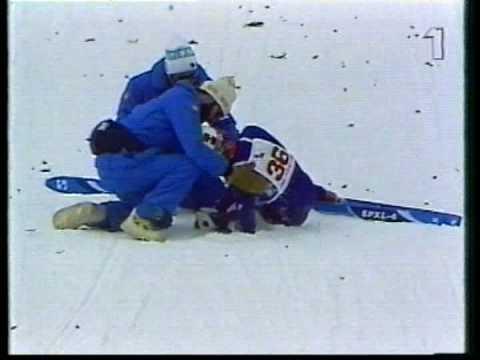 Janne Holmlund - OS 1980