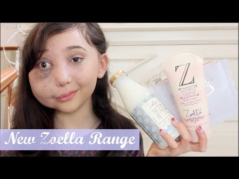 New Zoella Beauty Sweet Inspirations First Impressions/Review