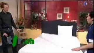 Dolce Vita - 37 tucs pour faire un lit