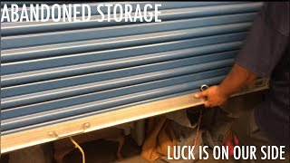 $1300 Abandoned Storage, you don't want to miss this reveal! Check out what we found!
