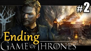 GAME OF THRONES Episode 6 #2 Ending Asher Iron From Ice ★ pc let