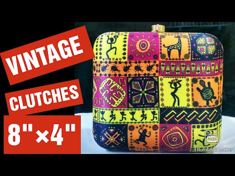 Wholesellers For Clutches In Mumbai/Online Shopping for Clutches/Jashvee Wraps and more/Shopping