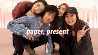 ''Paper, Present'' Exhibition in Gyeongbokgung | Seoul Museums