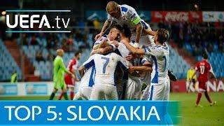 Top 5 Slovakia EURO 2016 qualifying goals: Hamšík and more