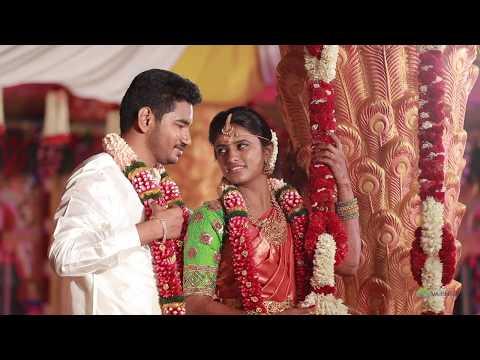 Wedding Story Of #Barath & #SriRanjani At #SriSenthurMahal #Tirupur