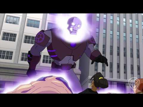 Superman - Superman vs The Elite The Atomic Skull (Clip)