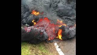 Hawaii Volcano Lava 20 Fissures Fountains || USA  || Documentary 4 ||