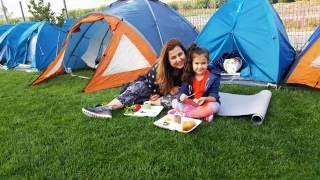 ADANA TED KOLEJİ '' OKULUMU SEVİYORUM'' KAMPI 6 - 7 Mayıs 2016