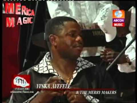 Yinka Ayefele/Lanre Teriba - American Magic 1