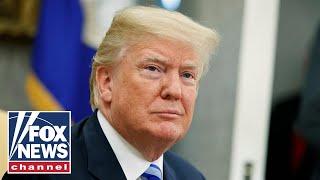 Trump talks Mueller report fallout in