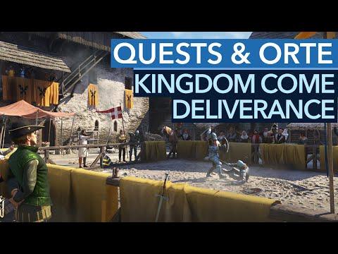 Kingdom Come: Deliverance E3-Demo - Kloster-Quest und neue Orte