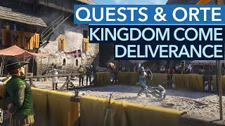 Kingdom Come: Deliverance E3-Demo - Kloster-Quest und neue Orte
