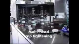 Balm/ Petroleum Jelly Filling Machine (6- Head).wmv