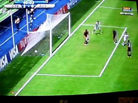 UZB Vs Australia (SUB-17 2011) Soccer