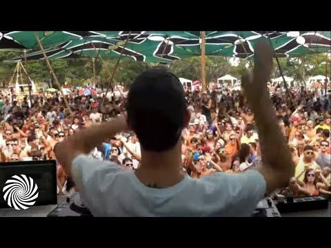 Liquid Soul live @ Perfect line & psy project (Guarapari, Brazil, 27.1.2013)