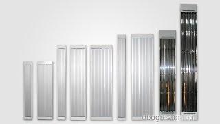 Обзор длинноволнового (инфракрасного) теплового обогревателя для промышленных помещений - Гелиос