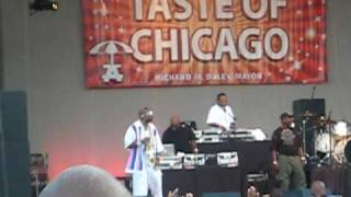 Slick Rick & Doug E Fresh- Lodi Dodi @ Taste Of Chicago 6-25-2010.AVI