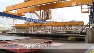 Hapag-Lloyd Kreuzfahrten: MS EUROPA 2: Meilensteine Europa 2