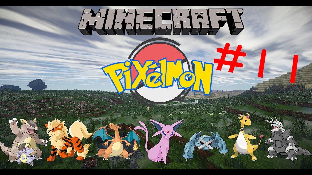 【魔影】當個創世神Minecraft Pixelmon Mod EP.11----直接丟都能抓(? - YouTube