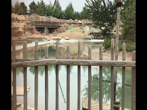 Disneyland - 5/5/17 The Rivers of America-WE GOT WATER-Additional Video