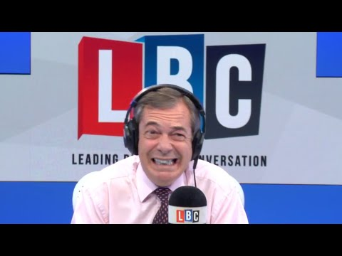 The Nigel Farage Show: Were the immigration targets willfully dishonest? LBC - 31st October 2018
