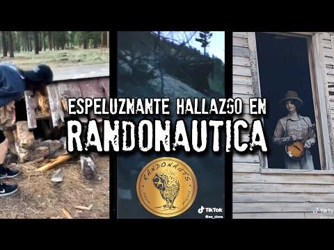 Extraños descubrimientos en RANDONAUTICA