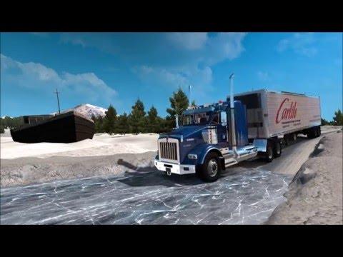 ATS USA Offroad Alaska Map v1.1 Official Trailer